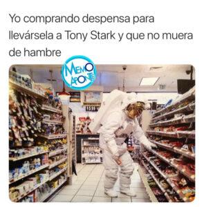 Los mejores memes de Avengers 4: End Game