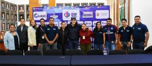 """El presidente del DIF Municipal, Isaac Luz López, en coordinación con el Ayuntamiento, presentó el día de hoy el programa denominado """"Edificando Valores"""""""