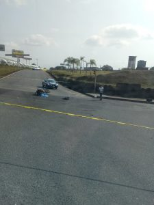 Atropellan a motociclistas en el boulevard Tratados de Córdoba