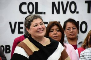 Leticia López entrega obras en beneficio de los ciudadanos de Córdoba